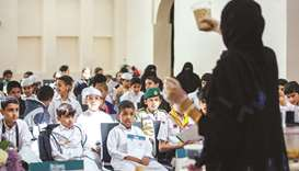 QCP, Msheireb Museums launch nutrition campaign