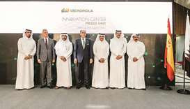 Iberdrola Innovation ME launched at QSTP