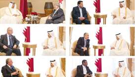 PM attends Arab Interior Ministers Council session