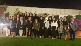 British embassy hosts Women in Sport-themed event