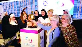 QSE hails achievements of Qatari women