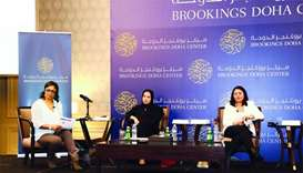 Panel discusses challenges facing women in Middle East