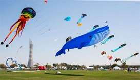 Kites turn skies into museum, as festival set to conclude