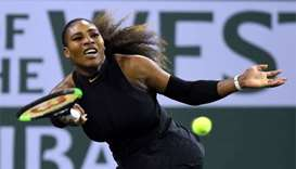 Serena makes the perfect return with Indian Wells win