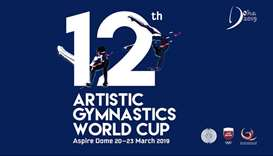 Preparations underway for 12th Artistic Gymnastics World Cup in Doha