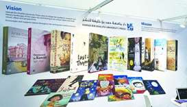 HBKU Press to participate in London and Paris book fairs