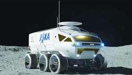 Toyota rockets past Elon Musk to put a lunar vehicle on the moon