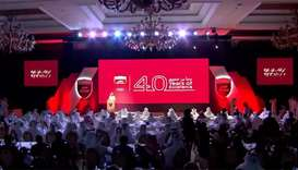 Qatar Olympic Committee celebrates 40th anniversary