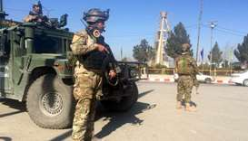 Gunfight erupts in north Afghan city over police chief's appointment