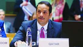 'Qatar offering $100mn aid this year to help Syrians'