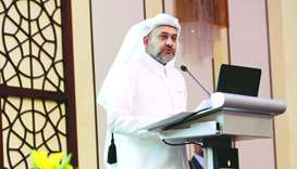 QFC Authority CEO Yousuf Mohamed al-Jaida