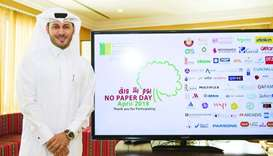 QGBC opens registration for 'No Paper Day' campaign