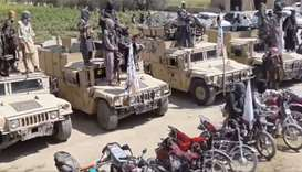 Taliban captures 50 border police as fighting intensifies in western Afghanistan