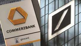 Deutsche Bank and Commerzbank