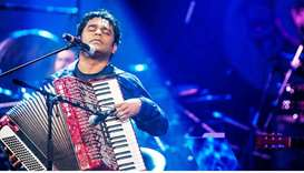A R Rahman all set to rock Doha this Friday