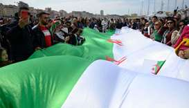 Algeria protest leaders tell army to stay out of politics