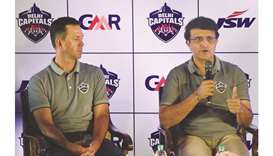 Ganguly downplays fatigue fears over IPL-WC double