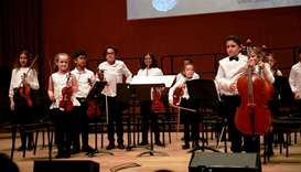 Young QMA students showcase musical diversity in concert