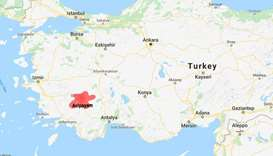 Magnitude 5.6 quake hits western Turkey, no casualties