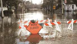 Catastrophic Midwest floods cause widespread damage