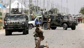 Somali government troops vacate some bases in row over salaries