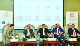 Al-Attiyah Foundation's 'CEO Round-Table and Senior Energy Managers Dialogue' held in Doha
