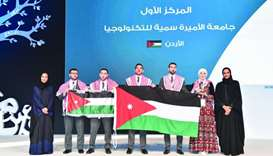 Jordan university team wins Arabic Debating Championship