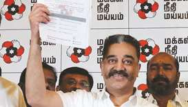 Kamal's party to field doctors and lawyers