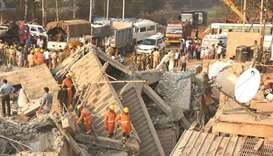 Dharwad building crash toll rises to 4