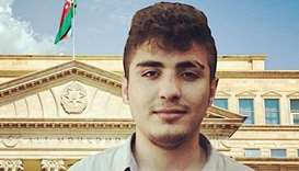 Azeri opposition blogger released after serving two years in jail