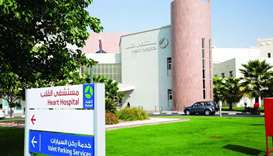 Heart Hospital's treatment goes beyond international benchmark