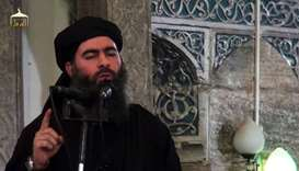 As 'caliphate' ends where is its leader Baghdadi?