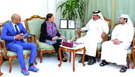 Qatar Chamber, Austrian delegation bid for stronger ties