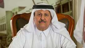 SAK Holding Group chairman Sheikh Thani bin Abdullah al-Thani: Sustainable growth.