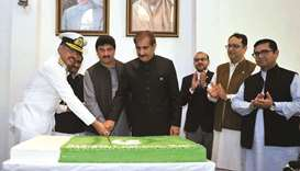 Pakistan National Day marked with fervour