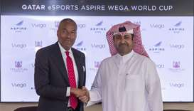 Aspire Zone, Wega to hold first eSports World Cup in Doha