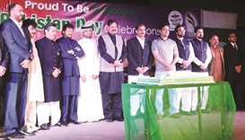 Pakistani community celebrates National Day