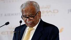 India's beleaguered Jet Airways founder held at airport