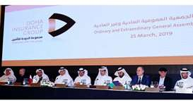Doha Insurance sees 'promising' reinsurance underwriting results in 2018