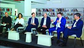 Top global architects attend #Qatar Creates talks programme