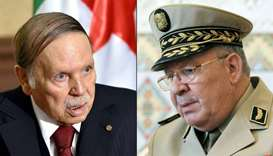 Army wants Bouteflika to be declared unfit for office
