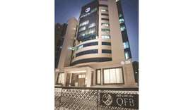 The QFB building in Doha