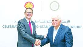 Qatar Shell, Al-Attiyah Foundation celebrate 'long-standing partnership'