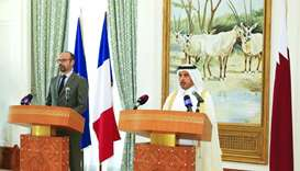 France is a strategic partner of Qatar: PM