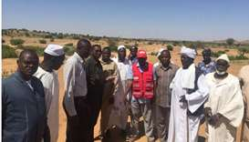 QRCS launches two new development projects in Darfur