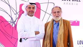Love Ball Arabia fundraiser benefits differently abled