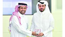 QIIB honoured by Qatar Social Responsibility Network
