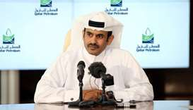 HE the Minister of State for Energy Affairs, Saad bin Sherida al-Kaabi