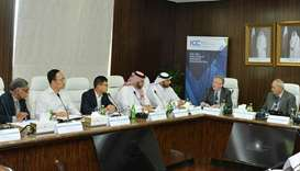 ICC Qatar hosts 'Banking Commission' meeting
