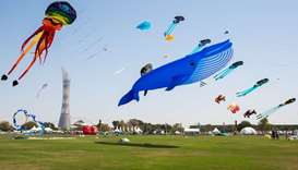 AZF to host third Aspire International Kite Festival from Wednesday